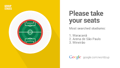 Photo: Please take your seats #GoogleTrends