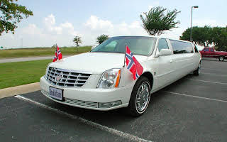 Cadillac Limousin Rent Rogaland