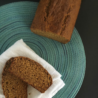 Maple Brown Sugar Banana Bread