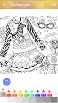 Mandala: Adult Coloring Books - screenshot thumbnail 01