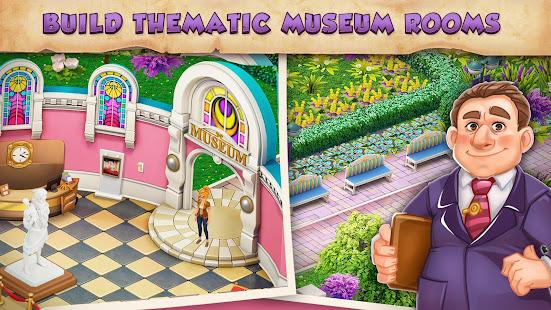 My Museum Story: Mystery Match 9