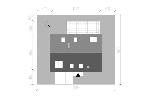 LIM House 05 - Sytuacja