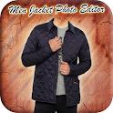 Men Jacket Photo Suit icon