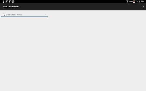 Music Previewer screenshot
