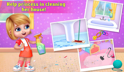 免費下載休閒APP|My Princess Doll House Cleanup app開箱文|APP開箱王