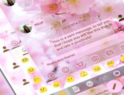 LoveCherry SMS Zprávy - náhled
