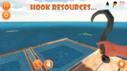 Raft Survival Simulator 1.0.05 screenshots 3