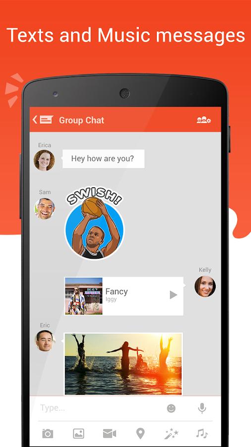 Tango: Free Video Calls & Text- screenshot