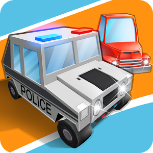 Blocky Cop Pursuit Terrorist for PC and MAC