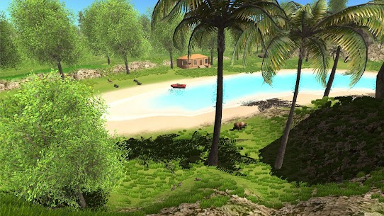 Ocean Is Home: Survival Island Apk Mod (Dinheiro Infinito) 2
