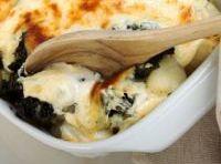 Cheesy Spinach Casserole  Royale Recipe