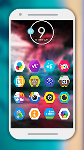 Exicon - Icon Pack Screenshot