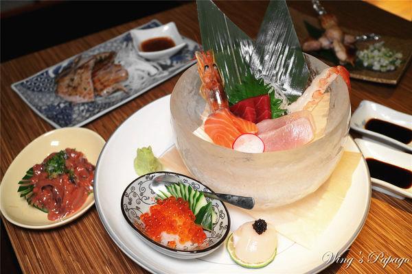 中山日本料理推薦小鶴日本料理/道地日式居酒屋小料理/懷石套餐/捷運中山站美食。