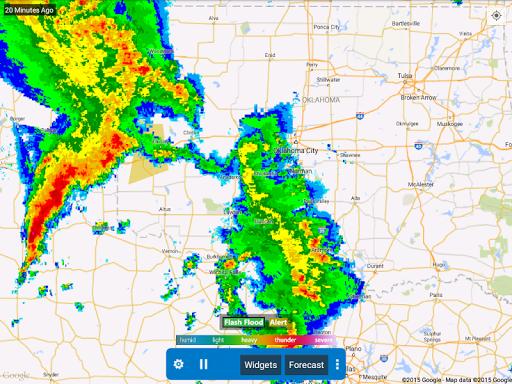 Weather Radar Widget screenshot 9