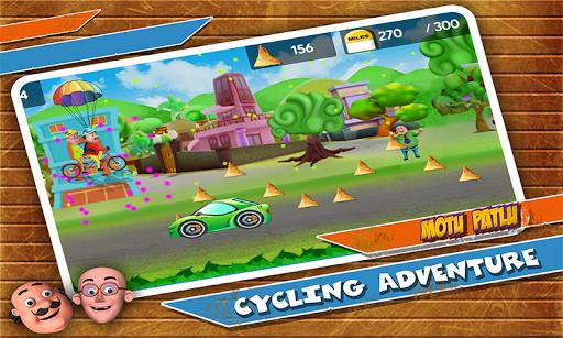 Motu Patlu Cycling Adventure 1.1.2 6