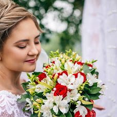 Wedding photographer Anastasiya Sokolovskaya (AnastasiyaTai). Photo of 22.09.2016