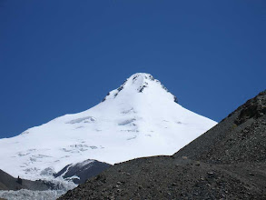 Photo: peak Chetireh