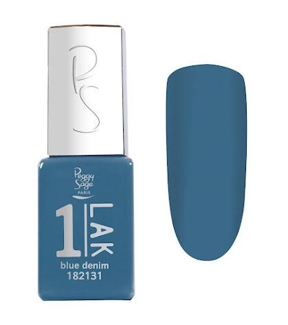 One-LAK gellack blue denim 5ml