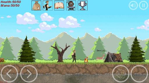 Code Triche RPG platformer - ArnalliA APK MOD (Astuce) screenshots 1