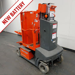 Picture of a JLG TOUCAN DUO