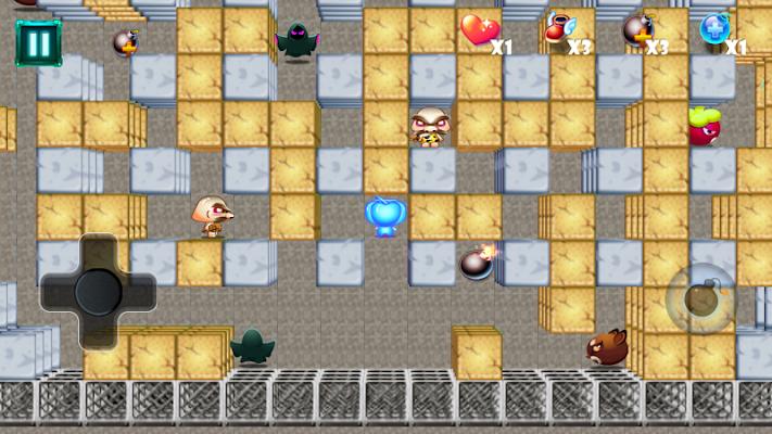 Bomber Classic 3D - screenshot
