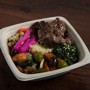 Lamb Kafta Salad Bowl