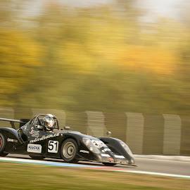 Autumn at Masaryk circuit by Jiri Cetkovsky - Sports & Fitness Motorsports ( lebrno, 2018, race, autumn, cars autumn )