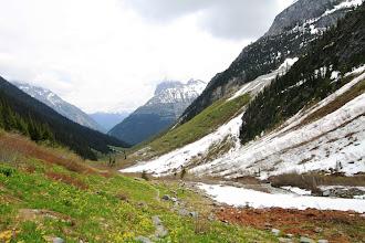 Photo: Glacier NP - Balu Pass