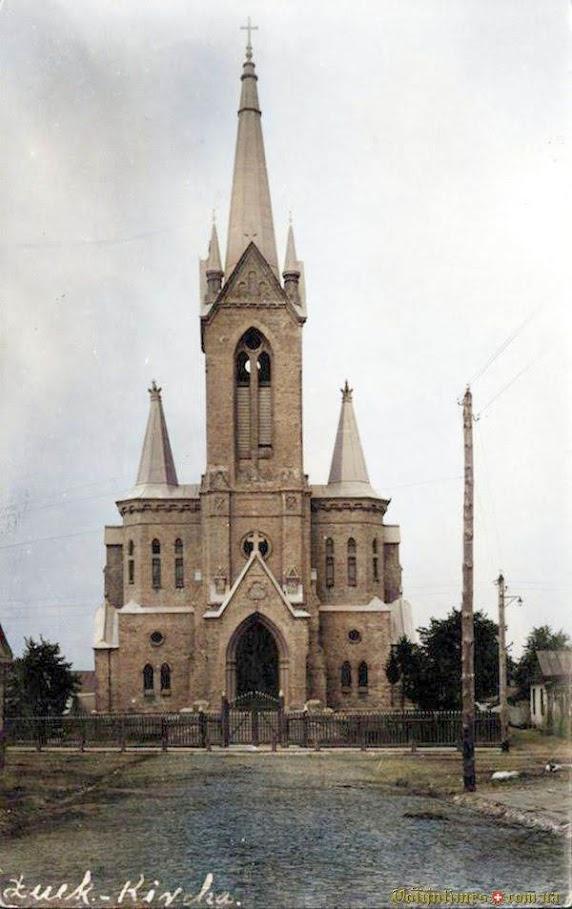 1915, Кірха