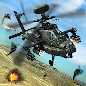 Elite Army Helicopter Shooting