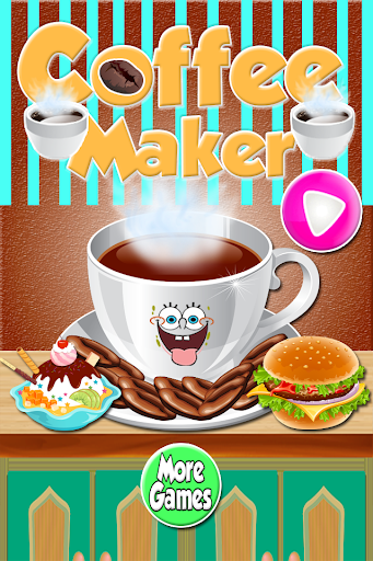 Coffee Maker Cooking Fever