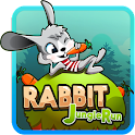 Rabbit Jungle Adventure Run icon