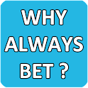 Why Always Bet 2.0 Betting Tip icon