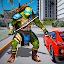 Adventure Turtle Hero Spider Ninja Rope Hero Icon
