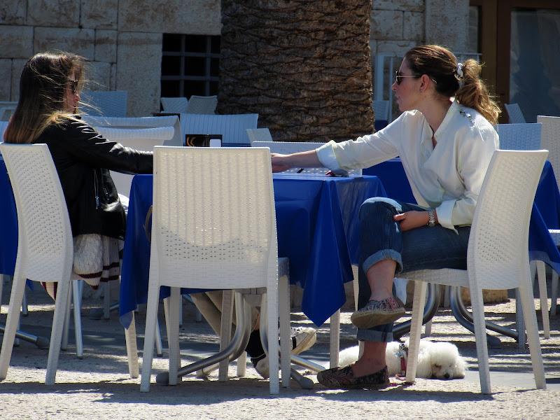 Un caffè tra amiche di Giorgio Lucca