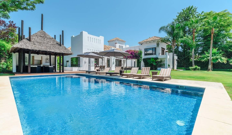 Villa avec piscine et terrasse San Pedro de Alcántara