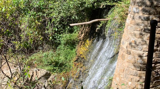 La Ruta Hidroeléctrica, la joya de Laujar de Andarax