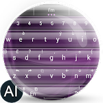 Theme for A.I.type Glass Pink