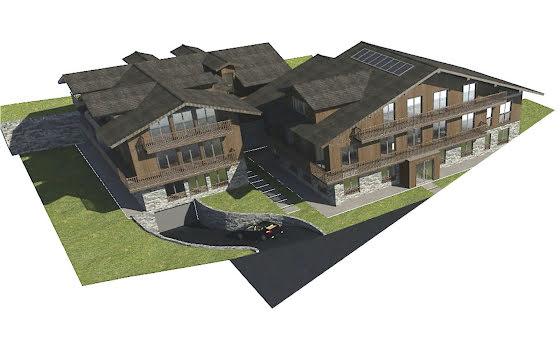 Vente appartement 3 pièces 62,35 m2