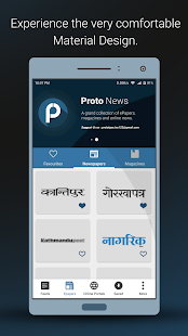 Proto News: Nepali ePapers,Online Radio & News - náhled
