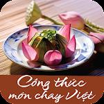 Cách làm món chay Việt Icon