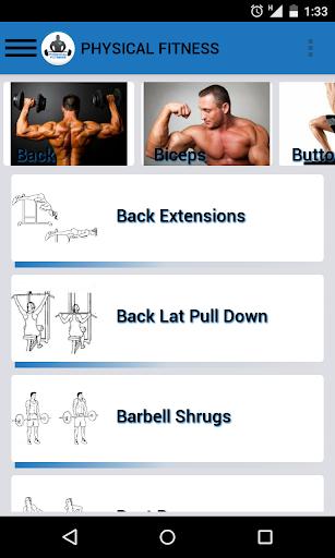 Physical Fitness 1.4 screenshots 2
