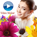 Love Flower Video Maker icon