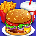 Cooking Restaurant Game :  Chef Crazy Kitchen Game icon