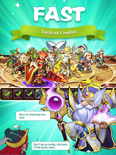 Idle Heroes  screenshots 15