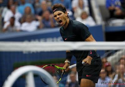 Nadal legt Zuid-Afrikaans opslagkanon over de knie en wint een derde keer de US Open