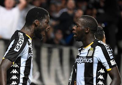 Charleroi: Cristophe Diandy blessé, Karim Belhocine perd un titulaire indiscutable