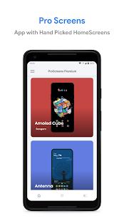 ProScreens Premium - App for HomeScreens for PC-Windows 7,8,10 and Mac apk screenshot 1