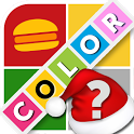 Guess the Color - Logo Games Quiz icon
