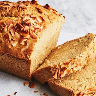 Gluten-Free Coconut Bread.